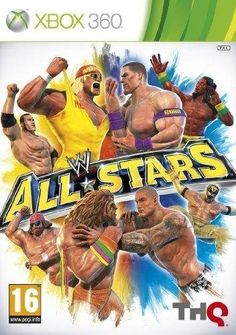 G2G Ltd WWE All Stars Xbox 360 by G2G Ltd *** To view further for this item, visit the image link. Note:It is Affiliate Link to Amazon.