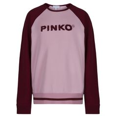 80972af9a3 Pinko Girls Pink Stretch Knit Sweater