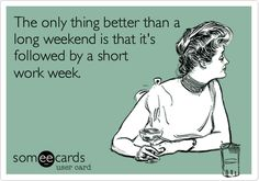 The best long weekend Memes and Ecards. See our huge collection of long weekend Memes and Quotes, and share them with your friends and family. Long Weekend Quotes, Weekend Humor, Friday Humor, Funny Friday, Funny Weekend, Queens Birthday Long Weekend, Long Week-end, Craft Quotes, Jewelry Quotes