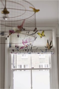 Laura Butler-Madden: Featuring our 'Madame Butterfly' fabric design