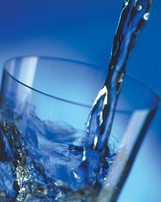 Water  Glass of water