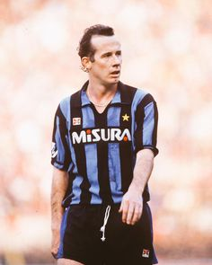 Liam Brady of Inter Milan 1984