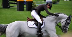 """""""good boy"""" - love it when an exhibitor pats their horse. REMEMBER POSITIVE REINFORCEMENT!"""