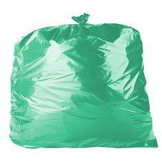 Green Refuge/Bin Sacks/Liners x x Garden Bags, Bathroom Red, Red Bags, Sacks, Green, Blue, Red Kitchen, Bedrooms, Challenge