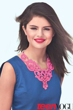 Selena on her personal style...