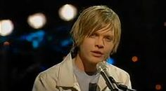 Jostein Hasselgard (March 24, 1979) Norwegian singer, representing his country at the Eurovision Song Contest of 2003, becoming 4th.