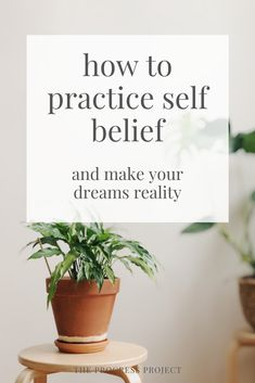 Learn how to grow your self belief so you can achieve ANYTHING you really want. Learn to take any desire you have for your life and figure out how to make it reality. Letter To Yourself, Live For Yourself, Finding Yourself, Bullet Journal Prompts, The Power Of Belief, Time Management Tips, Finding Joy, Just The Way, Make Time
