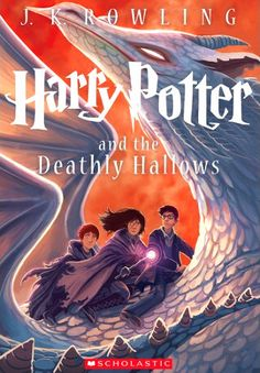 Harry Potter and the Deathly Hallows by JK Rowling (PDF)