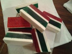 Peppermint slices MP