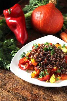 Kochen mit Quinoa: 34 Rezepte mit dem Superfood