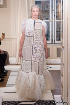Schiaparelli Haute Couture Весна-Лето 2018