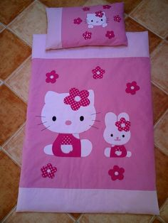 Baby Sheets, Baby Bedding Sets, Baby Pillows, Baby Applique, Applique Quilts, Girls Quilts, Baby Quilts, Baby Knitting, Crochet Baby
