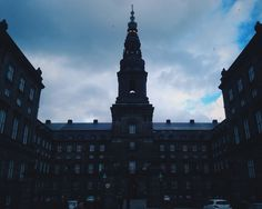 Christiansborg Royal Palace