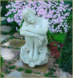 Limestone Garden Statues, Sydney