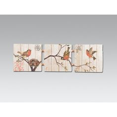 Pájaros Diy Canvas, Acrylic Painting Canvas, Painting On Wood, Crafts To Do, Wood Carving, Mixed Media Art, Decoupage, Stencils, Birds