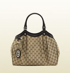 3d048bfcc30 Gucci sukey medium GG canvas tote - ShopStyle