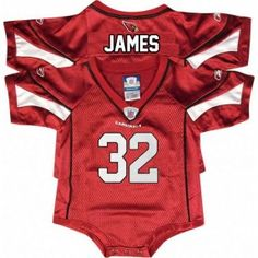 Arizona Cardinals Infant Edgerrin James #32 Jersey