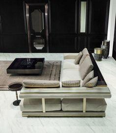 modern sofa designmobel 2015 integrated shelving dorsal side