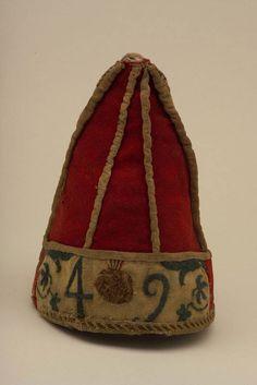 Grenadiers mitre cap 49th Foot 1751