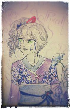 Pixal by Squira130.deviantart.com on @DeviantArt