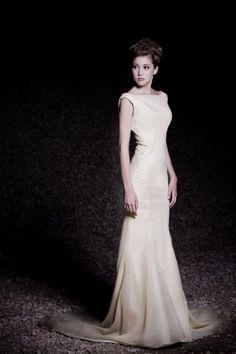Me in Nere Emiko Yellow Wedding Dress