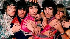 The Rolling Stones, 1967 publicity photo for Their Satanic Majesties Request Their Satanic Majesties Request, Rolling Stones Keith Richards, Giving Up Drinking, Ron Woods, Nina Hagen, Charlie Watts, Patti Smith, American Tours, Mick Jagger