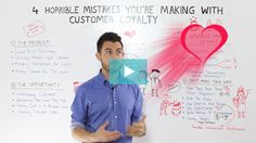 In this episode of Pulsate Academy, we look at 4 horrible mistakes companies are making with their customer loyalty programmes