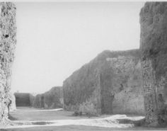 """Palace B  Hegira 180–92 / AD 796–808 Abbasid Raqqa, Syria Clay, both compact masses and sun-dried bricks, was the main material for the construction of all the palaces at al-Raqqa. The interior and exterior walls that were in public view were coated with white plaster."""