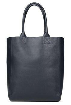 Simple black bag