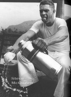cindy richerson uploaded this image to 'steve mcqueen'. See the album on Photobucket. Steve Mcqueen Style, Steve Macqueen, Men Are From Mars, Old Hollywood Stars, Classic Hollywood, Robert Duvall, Paul Newman, Jack Nicholson, Matthew Mcconaughey