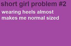 Short Girl Problems #2