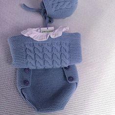 Conjunto azul de ochos #mascolores #kids #hechopormiparati #bebes #madewithlove…