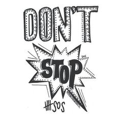 DONT STOP || 5SOS