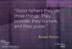 14 Takeaways for Fatherless Children - @Helen Palmer George #Lifeclass