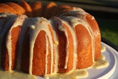 This is a fabulous recipe a must try and just the right time for it.  ORANGE BUNDT CAKE with Orange Cream Cheese Frosting  1 super moist Be...