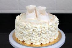 orchideli tort bezowy biały tort z bitą śmietaną na chrzciny, tort na chrzest dla chłopca tort na komunię Christening, Vanilla Cake, Ale, Food And Drink, Impreza, Baking, Youtube, Pies, Ale Beer