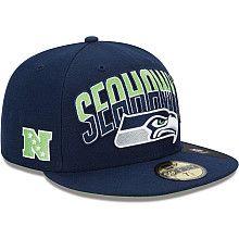 Seattle Seahawks 2013 New Era Draft Hat