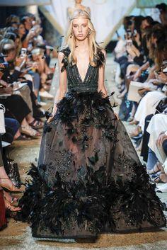 Elie Saab, Automne/Hiver 2017, Paris, Haute Couture