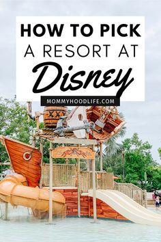 Disney World Hotels, Walt Disney World Vacations, Best Resorts, Disney World Resorts, Disney World Tips And Tricks, Disney Tips, Disney Fun, Disney Travel, Disney Cruise