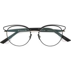 e3b1d7c69ac Dior Eyewear Sideralo Glasses (3.095 DKK) ❤ liked on Polyvore featuring  accessories