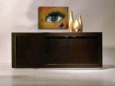 Modern abstract Paintingsoriginal surreal eye by artstudioAreti