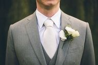 grey groomsmen suits - Google Search