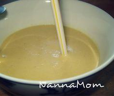 soupe de lentilles corail et curry