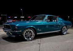 1967 Mustang fastback - Yes please! 1967 Mustang, Mustang Cars, 68 Mustang Fastback, Classic Mustang, Ford Classic Cars, Ford Mustangs, Us Cars, American Muscle Cars, Vintage Cars