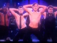 Joseph Gordon-Levitt as Magic Mike on SNL