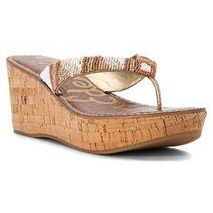 Sam Edelman Women's Rosa Platform Sandal