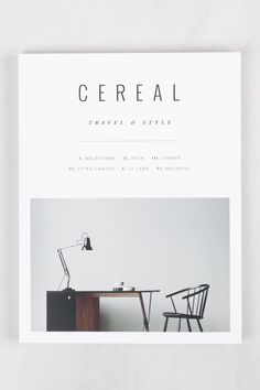 Cereal Magazine Vol. 9