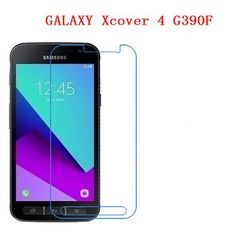 ZLYLXL Soft glossy guard Screen Protector film  for Samsung GALAXY Xcover 4 G390F (Not Tempered Glass) + wipes