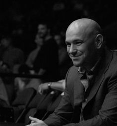 mmaoutfront - UFC President Dana White might - Dana White, Mixed Martial Arts, Life Goals, Ufc, Beautiful People, Tv Shows, Handsome, Statue, Celebrities