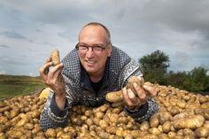 Nieuwe zilte aardappel verrassende smaakmaker
